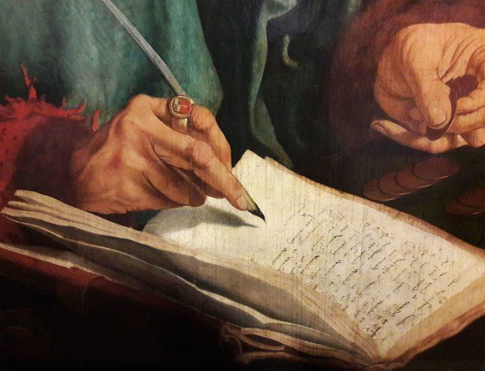 stylo - fontain pen