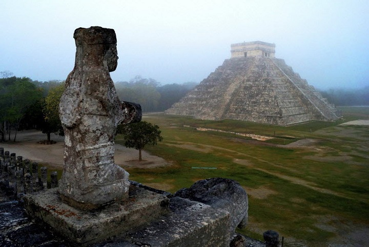 maya civilisation picture
