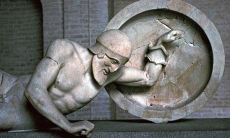 Picture of Roman statue